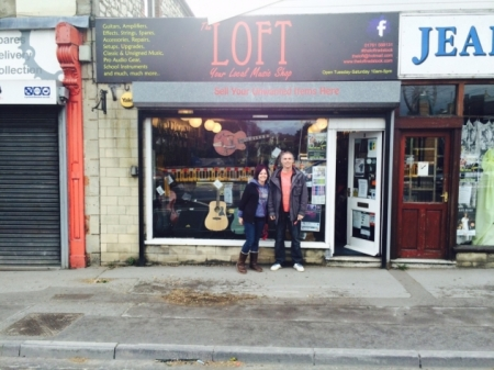 The Loft - Your Local Music Shop